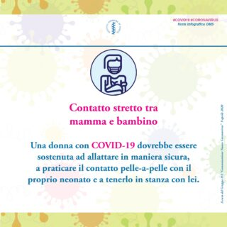 allattamento durante il Covid-19